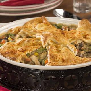 Lighter Chicken Pot Pie.