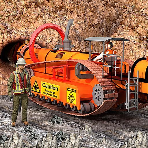 Mega Tunnel Construction Simulator