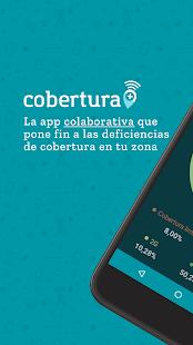 Cobertura +, reclama mejor cobertura móvil Screenshot