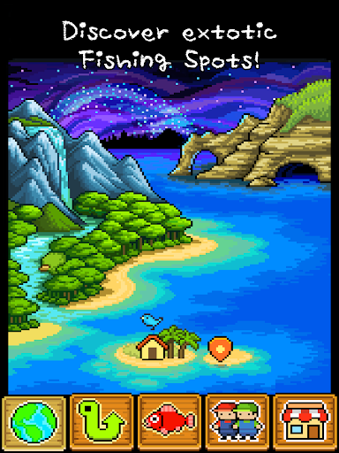 Fishing Paradiso screenshots 14