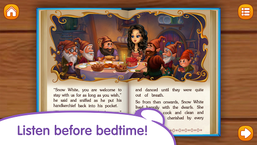Snow White and Seven Dwarfs 1.0.0 screenshots 3