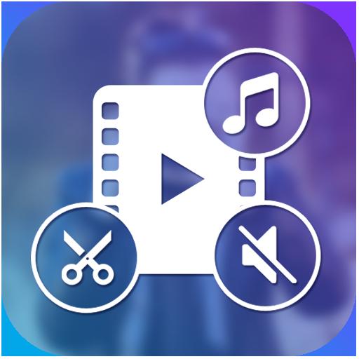 Video to Mp3 : Mute Video /Trim Video/Cut Video APK Cracked Download