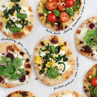 Mix & Match Mini Pizzas.