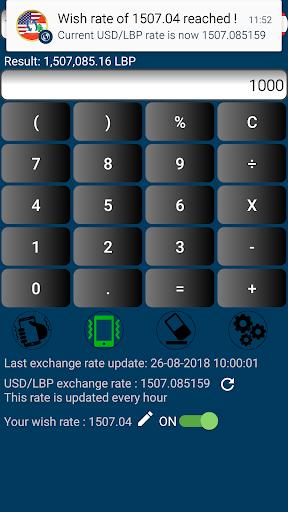 Us Dollar To Lebanese Pound Or Lbp Usd Screenshot 6