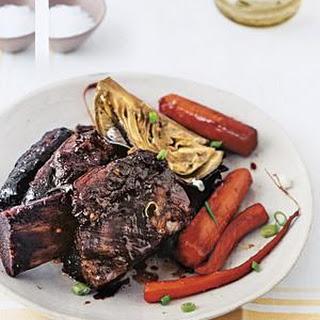 Slow-Cooker Asian Short Ribs