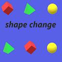 shape change challenge icon