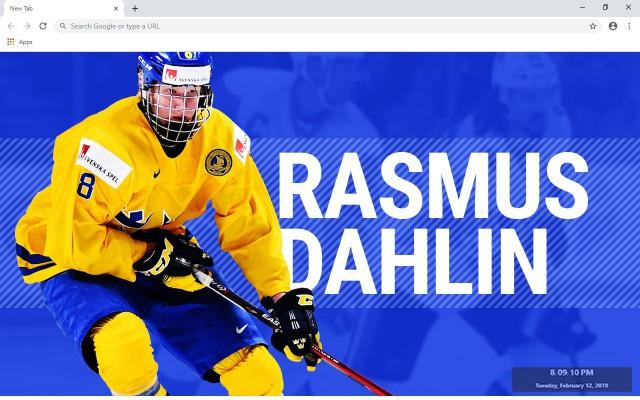 NHL Buffalo Sabres New Tab Theme