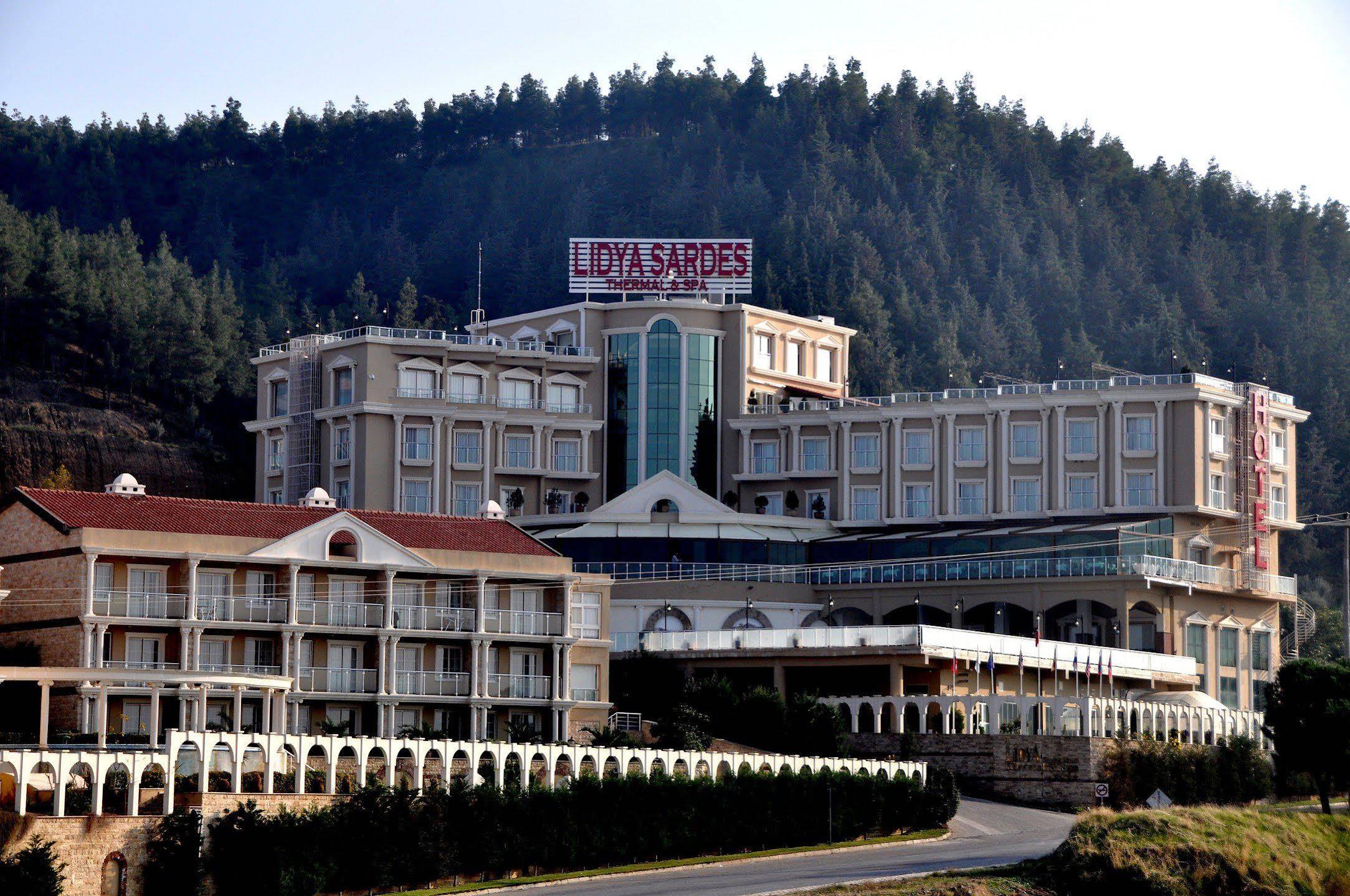 Lidya Sardes Hotel Thermal & SPA, Manisa, Salihli, 1500562