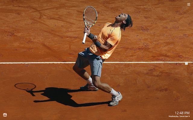 Rafael Nadal HD Wallpapers New Tab