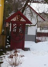 Photo: Óbányai kerekeskút