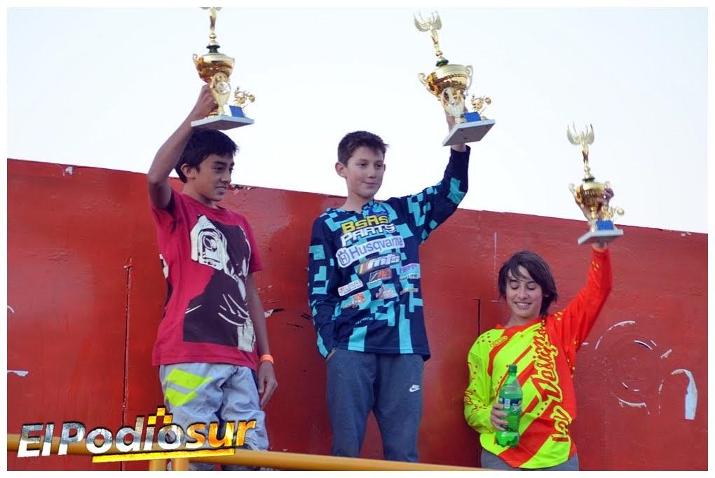 La tercera del MX Patagonia se corrió en Rada Tilly