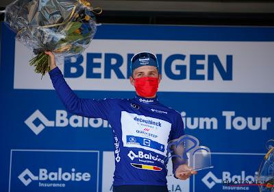 Remco Evenepoel, Caleb Ewan én Bélg van Sport Vlaanderen-Baloise winnen klassementen in Baloise Belgium Tour