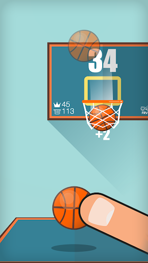 Basketball FRVR - Shoot the Hoop and Slam Dunk!  screenshots 2