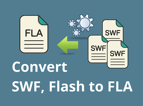 Convert SWF to FLA