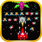 Galaxy Invaders : Space Galaxa