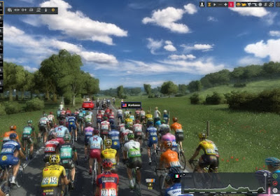 WIN Pro Cycling Manager 2019 voor PC, XBOX of PS4