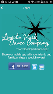 Lincoln Park Dance Company- screenshot thumbnail