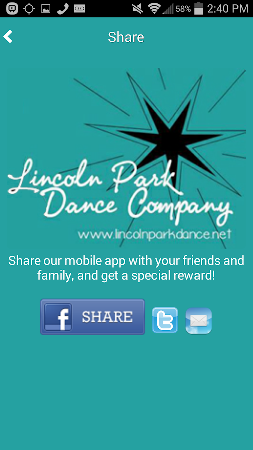 Lincoln Park Dance Company- screenshot