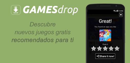 Gamesdrop Descubre Juegos Aplicaciones En Google Play