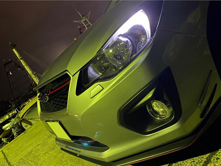 インプレッサ スポーツ GP6の愛車紹介,DIYに関するカスタム&メンテナンスの投稿画像1枚目