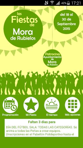Mora de Rubielos 2015