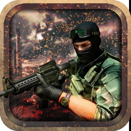 陆军突击队射手3D 動作 App LOGO-APP試玩
