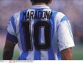 🎥 Argentinië herdenkt Maradona voor wedstrijd tegen Japan