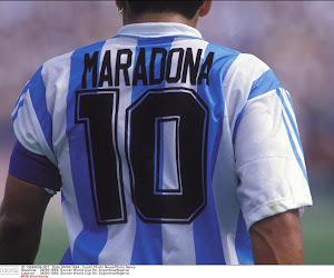 🎥 La minute de silence du FC Barcelone en hommage à Diego Maradona