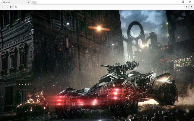 Batmobile Backgrounds & Themes