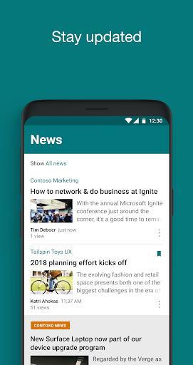 SharePoint screenshot 5