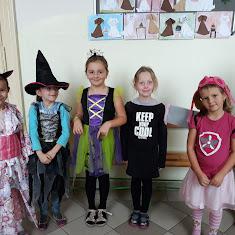 2019-10-23 Halloween ve školní družině
