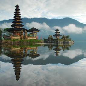 Beautiful Cloud by Yande Ardana - Landscapes Travel ( bali, beratan, bali photography tours, ulundanu,  )