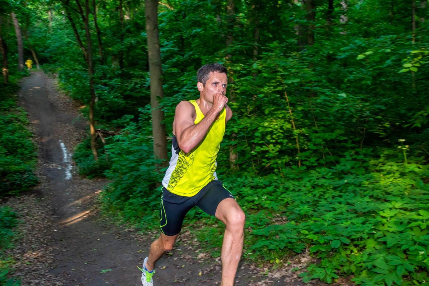 Фотографии. Відкритий особисто-командний чемпіонат Харкова з гірського бігу «Зелені гірки»