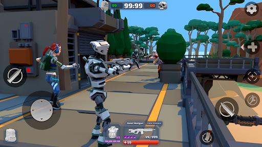 ROYALE LEGENDS: mobile Online FPS shooter battle screenshots 3