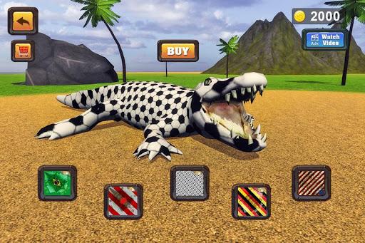 Angry Crocodile Family Simulator: Crocodile Attack filehippodl screenshot 4