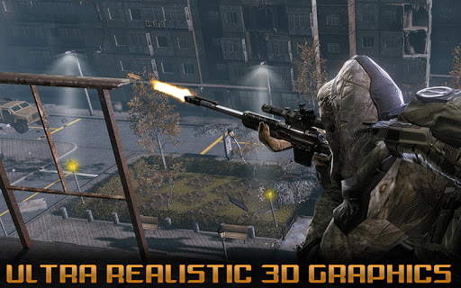 Real Sniper3D Battle Shooter for PC