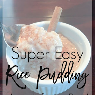 Low Sodium Rice Pudding Recipes