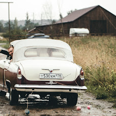 Wedding photographer Aleksandr Rudakov (imago). Photo of 03.11.2017