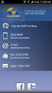 Caja de ANDE móvil - náhled