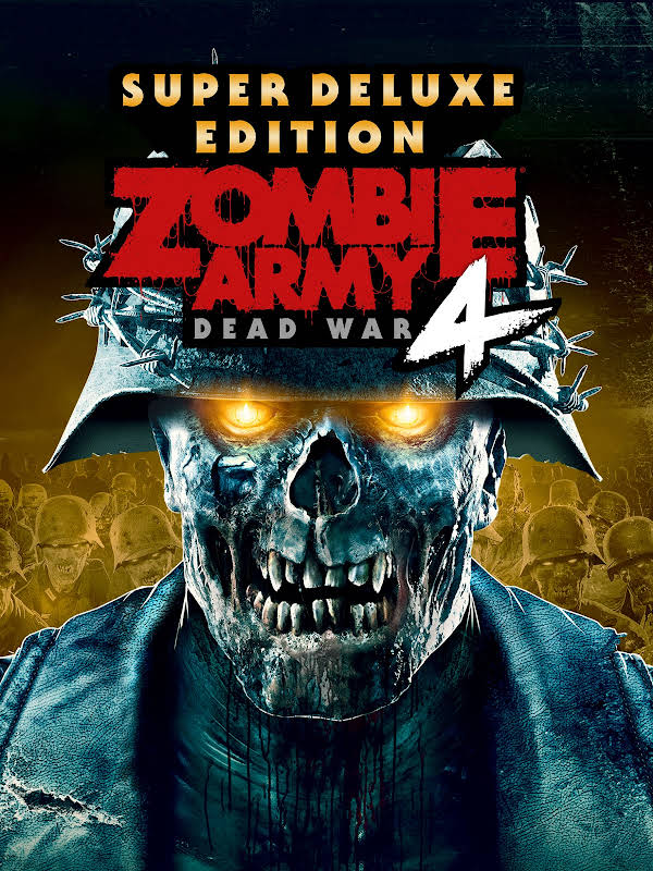 Obrázok na obale hry Zombie Army 4: Dead War Super Deluxe Edition