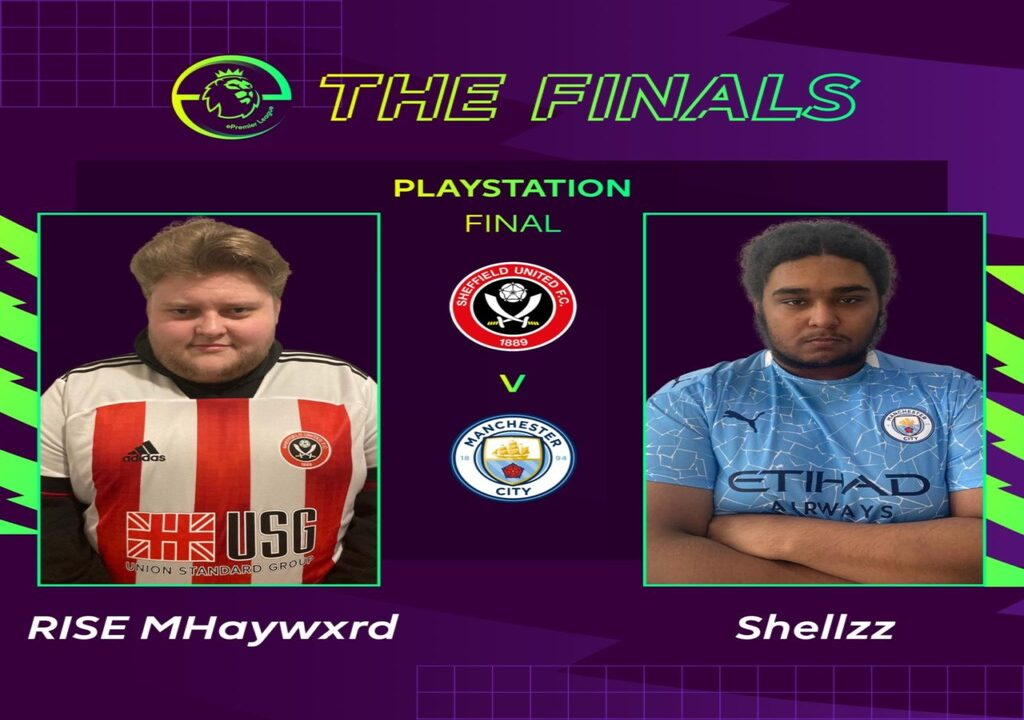 Shellzz defeated MHaywxrd (Sheffield United) in the Playstation Final