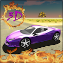 Speed Car Drifting 3D icon