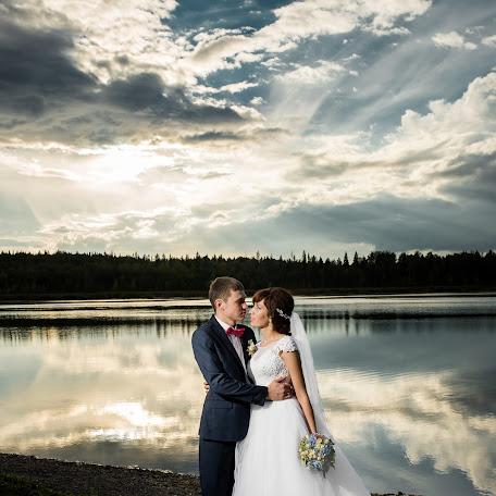 Wedding photographer Ildar Nabiev (ildarnabiev). Photo of 19.09.2016