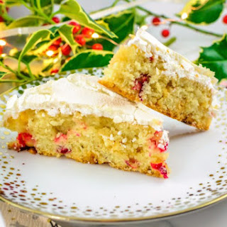 Cranberry Dessert Bars Recipes