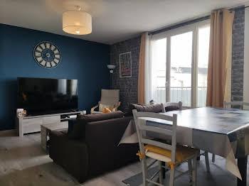 Appartement 4 pièces 73,51 m2