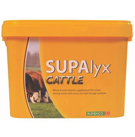 Mineralhink SUPAlyx Cattle