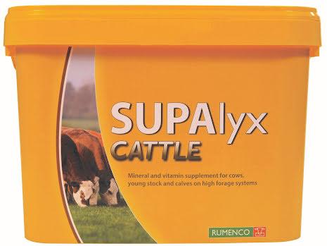 Mineralhink SUPAlyx Cattle 22,5kg