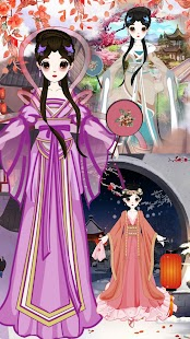 Chinese Princess - Dressup & Makeover Girl Games - náhled