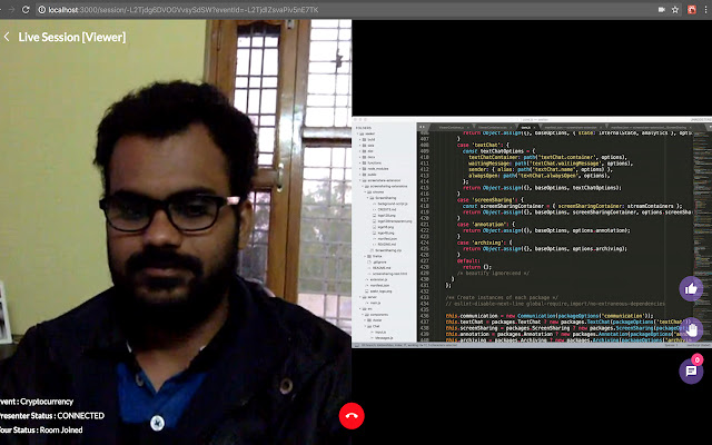 GoSeekr Screen Sharing
