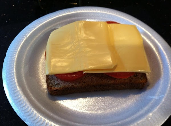 COVER WITH CHEESE SLICES